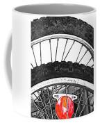Big Wheels Keep On Turning Coffee Mug by Jerry Cordeiro