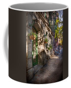 Bike - Ny - Greenwich Village - The Green District Coffee Mug by Mike Savad