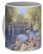 Botanic Gardens - Southport Coffee Mug by Peter Miller