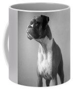 Boxer Dog Coffee Mug by Stephanie McDowell