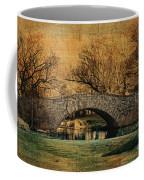 Bridge From The Past Coffee Mug by Nishanth Gopinathan