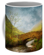 By The River Coffee Mug by Svetlana Sewell