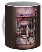 Cafe - Clinton Nj - The Luncheonette  Coffee Mug by Mike Savad