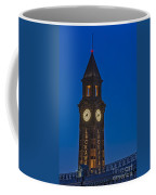Can I Have The Time Please Coffee Mug by Susan Candelario