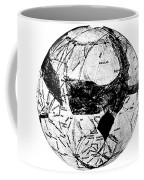 Canals Of Mars, Lowell, 1909 Coffee Mug by Science Source