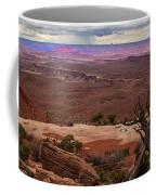 Canyonland Overlook Coffee Mug by Robert Bales
