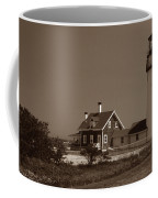Cape Cod Lighthouse Coffee Mug by Skip Willits