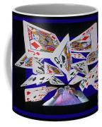 Card Tricks Coffee Mug by Bob Christopher