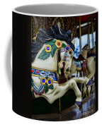 Carousel Horse 5 Coffee Mug by Paul Ward