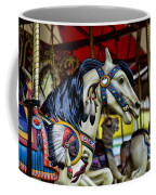 Carousel Horse 6 Coffee Mug by Paul Ward