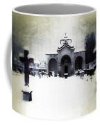 Cemetery Coffee Mug by Joana Kruse