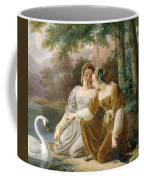 Chatelaines Coffee Mug by Pierre Henri Revoil