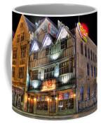 Cheli's Chili Bar Detroit Coffee Mug by Nicholas  Grunas