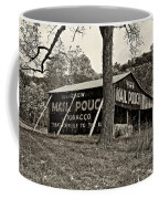 Chew Mail Pouch Sepia Coffee Mug by Steve Harrington