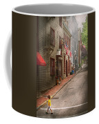 City - Rhode Island - Newport - Journey  Coffee Mug by Mike Savad