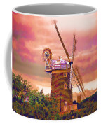 Cley Windmill 2 Coffee Mug by Chris Thaxter