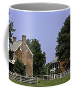 Clover Hill Tavern And Kitchen Appomattox Virginia Coffee Mug by Teresa Mucha