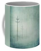 Connenction Coffee Mug by Priska Wettstein