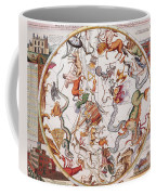 Constellations Of The Southern Sky, 1729 Coffee Mug by Science Source