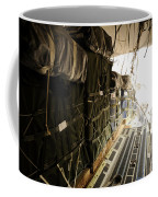 Container Delivery System Bundles Drop Coffee Mug by Stocktrek Images