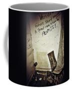Corner Of Threat  Coffee Mug by Jerry Cordeiro
