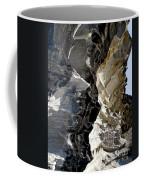 Corrosion By Nature Coffee Mug by Kaye Menner