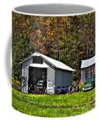 Country Life Coffee Mug by Steve Harrington