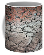 Cracked Earth Coffee Mug by Athena Mckinzie