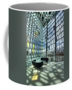 Crystal Fantasy Coffee Mug by Evelina Kremsdorf