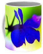 Deeply Blue Coffee Mug by Marie Jamieson