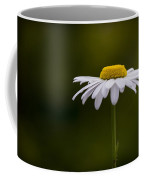 Defiant Daisy Coffee Mug by Clare Bambers