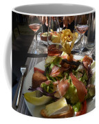 Dinner Is Served Coffee Mug by Dany Lison