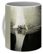 Dipping The Foot Coffee Mug by Joana Kruse