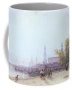 Dresden Coffee Mug by William Wyld