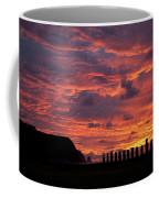Easter Island Coffee Mug by Easter Island