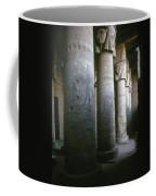 Egypt: Temple Of Hathor Coffee Mug by Granger