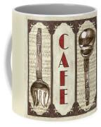 Elegant Bistro 2 Coffee Mug by Debbie DeWitt