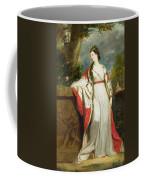 Elizabeth Gunning - Duchess Of Hamilton And Duchess Of Argyll Coffee Mug by Sir Joshua Reynolds