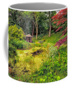 English Garden  Coffee Mug by Adrian Evans