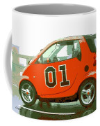 European General Lee Coffee Mug by George Pedro