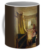 Evening Prayer  Coffee Mug by John Bagnold Burgess