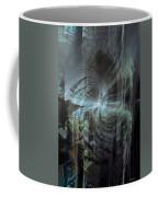Fear Of The Unknown Coffee Mug by Linda Sannuti
