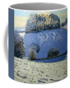 Field Of Shadows Coffee Mug by Andrew Macara