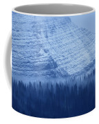 Fir And Spruce Tower Over The Forest Coffee Mug by Michael Melford
