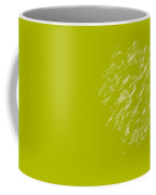 Firework Abstract Lv Coffee Mug by Michelle Calkins