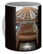 Fisher Building Chicago Coffee Mug by Steve Gadomski