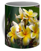 Fragrant Blossoms Of The Pagoda Tree Coffee Mug by Yali Shi