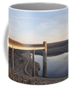 Francis E Walter Dam Coffee Mug by Bill Cannon
