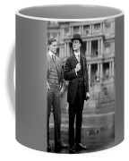 Franklin Delano Roosevelt As A Young Man - C 1913 Coffee Mug by International  Images