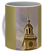 Freedom Rings Coffee Mug by Tom Gari Gallery-Three-Photography